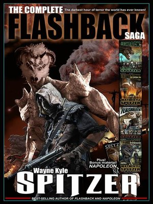 cover image of The Complete Flashback Saga