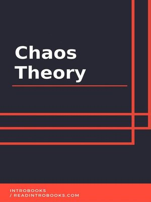 cover image of Chaos Theory