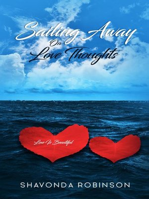 cover image of Sailing Away On Love Thoughts
