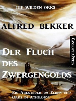 cover image of Der Fluch des Zwergengolds