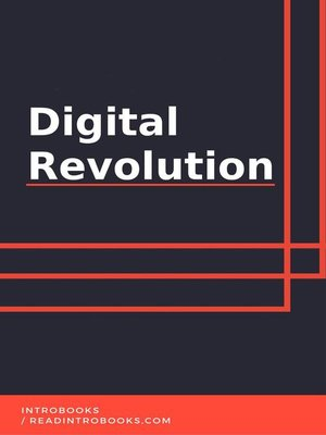 cover image of Digital Revolution