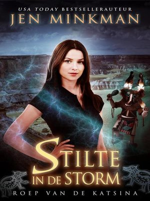 cover image of Stilte in de storm
