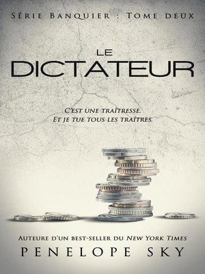 cover image of Le dictateur