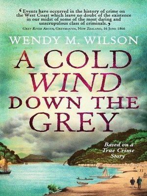 cover image of A Cold Wind Down the Grey