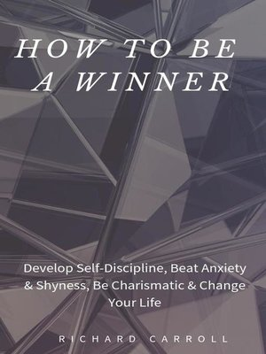 cover image of How to Be a Winner