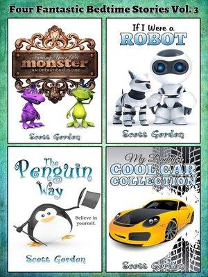 cover image of Four Fantastic Bedtime Stories for Children 3-5