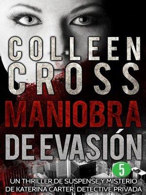 cover image of Maniobra de evasión--Episodio 5