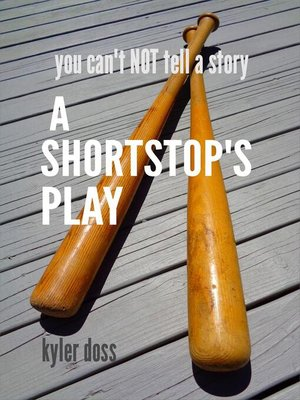 cover image of A Shortstop's Play