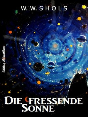 cover image of Die fressende Sonne
