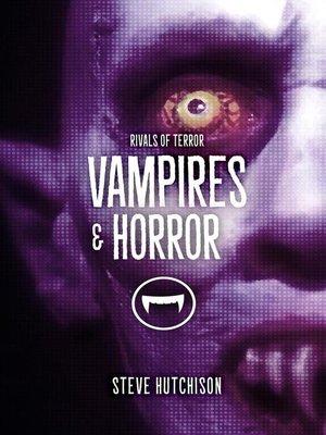 cover image of Vampires & Horror