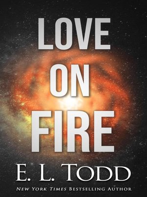 cover image of Love on Fire