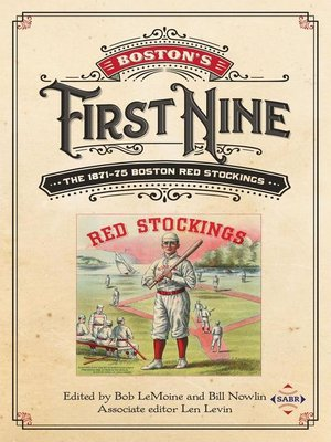 cover image of Boston's First Nine