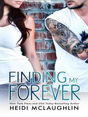 cover image of Finding My Forever