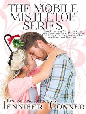 cover image of The Mobile Mistletoe Series (Books 1-4)