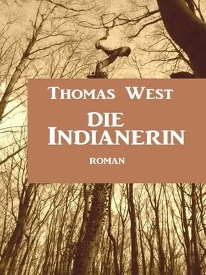 cover image of Die Indianerin