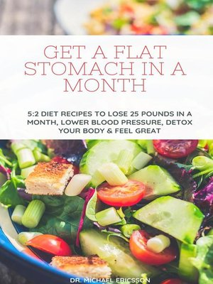 cover image of Get a Flat Stomach in a Month