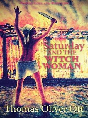 cover image of Saturday & the Witch Woman