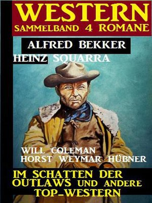 cover image of Western Sammelband 4 Romane