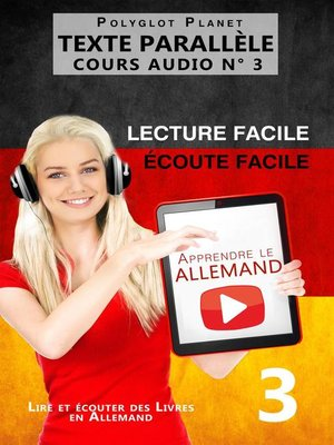 cover image of Apprendre l'allemand--Texte parallèle | Écoute facile | Lecture facile COURS AUDIO N° 3