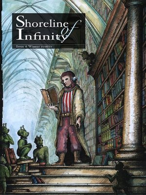 cover image of Shoreline of Infinity 6
