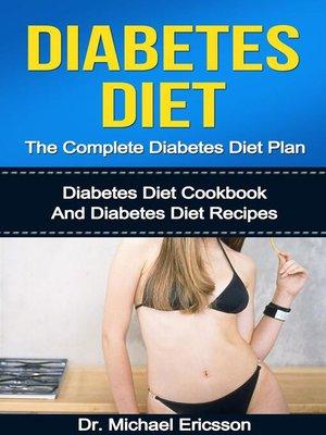 cover image of Diabetes Diet
