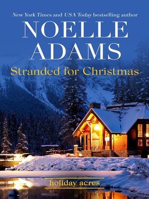 cover image of Stranded for Christmas