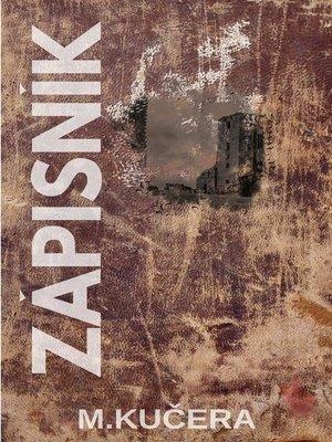 cover image of Zápisník