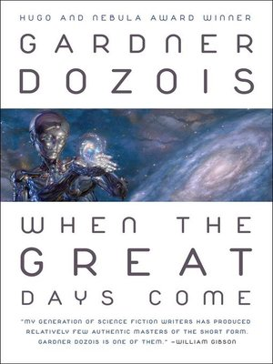cover image of When the Great Days Come
