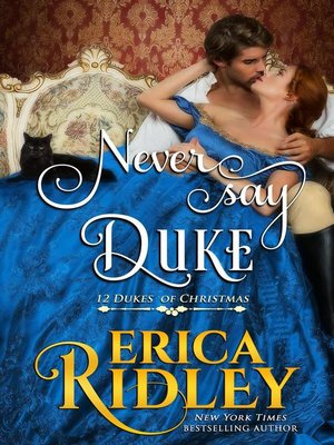 cover image of Never Say Duke