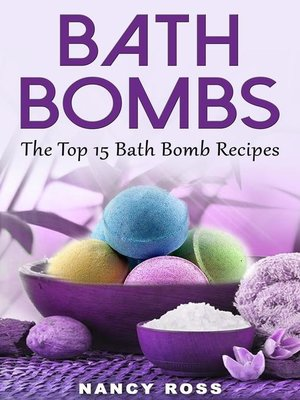 cover image of Bath Bombs