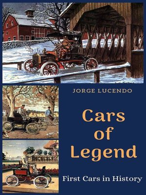 cover image of Cars of Legend