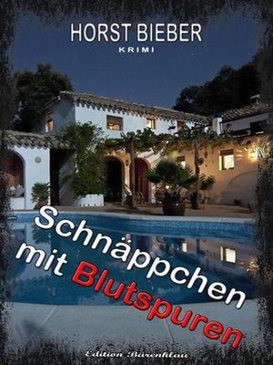 cover image of Schnäppchen mit Blutspuren