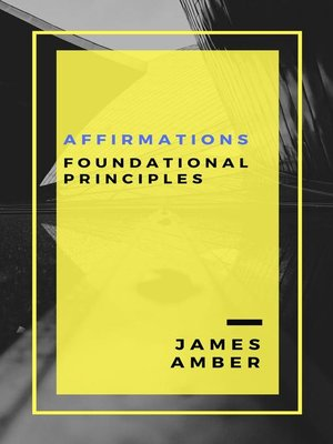 cover image of Affirmations