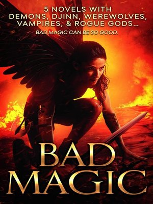 cover image of Bad Magic