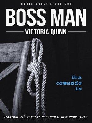 cover image of Boss Man (Italian)
