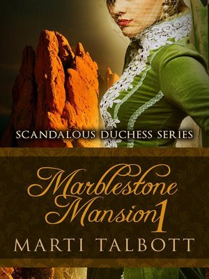 cover image of Marblestone Mansion, Book 1