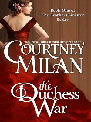 cover image of The Duchess War