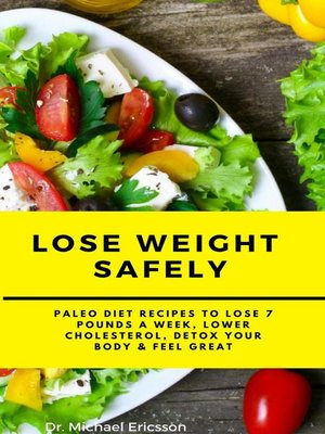 cover image of Lose Weight Safely