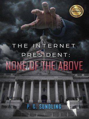 cover image of The Internet President