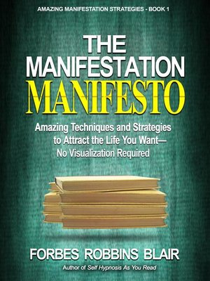 cover image of The Manifestation Manifesto