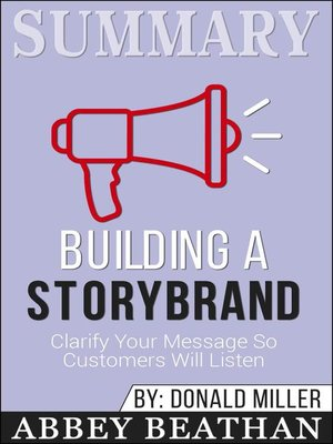 cover image of Summary of Building a StoryBrand