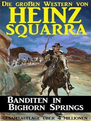 cover image of Banditen in Bighorn Springs