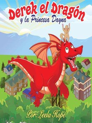 cover image of Derek el Dragón y la Princesa Dayna