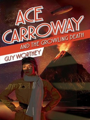cover image of Ace Carroway and the Growling Death