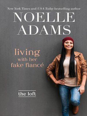 cover image of Living with Her Fake Fiancé