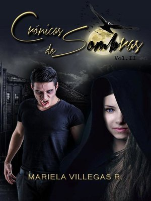 "cover image of ""Crónicas de Sombras"""