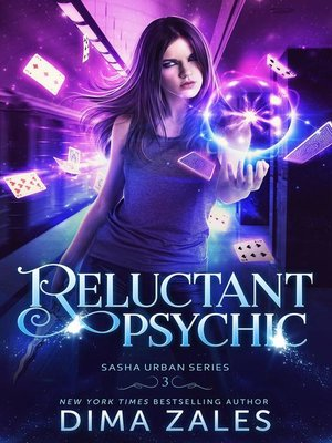 cover image of Reluctant Psychic