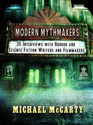 cover image of Modern Mythmakers