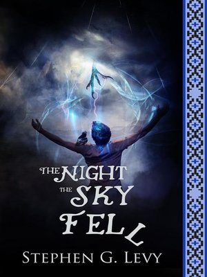 cover image of The Night the Sky Fell