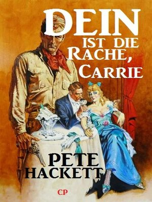 cover image of Dein ist die Rache, Carrie
